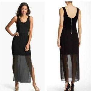Vince Camuto Black Maxi Dress Size 1x